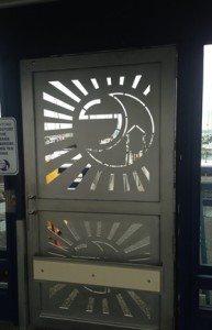 Semiahmoo Marina Door