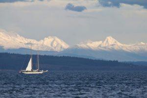 Boating in winter
