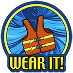 Wear your Life Jacket